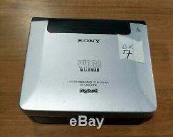 Video Cassette Recorder Numérique Gv-d800e
