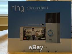 Video Ring 2 Sonnette (8vr1s7-0en0)
