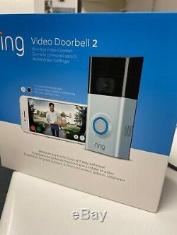 Video Ring 2 Sonnette Marque Newithsealed