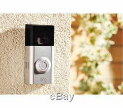 Video Ring 2 Sonnette New Box Seal