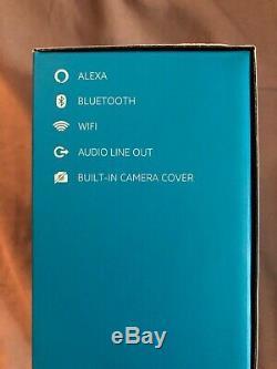 Video Ring Sonnette 2 + Amazon Echo Voir 5 Alexa Appareil Avec 5.5 Écran Scellés