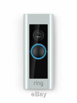 Video Ring Sonnette Pro Nouveau. Boîte Scellée