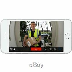 Video Ring Sonnette V2 Full Hd 1080p