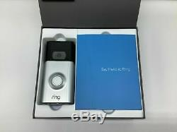 Video Ring Sonnette V2 Full Hd 1080p # 600