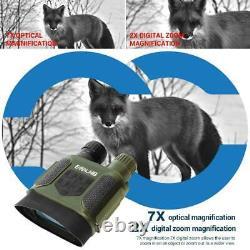 Vision Nocturne Jumelle Infrarouge Numérique Scope Hd Photo Caméra Caméra Vidéo