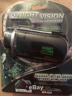 Vision Nocturne Sakar Caméscope Numérique Caméscope Hd1080p Caméra Nouveau