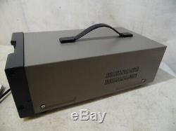 Vtg Panasonic Aj-d230h Dvcpro Digital Video Cassette Recorder Japon